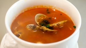 簡単!美味しい!プロが教えるあさりのトマトスープ