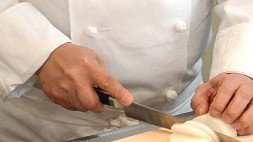 ムッシュ高木の料理の基本:大根の銀杏切り