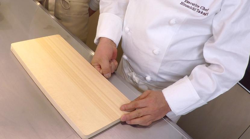 【料理の基本1】まな板の置き方