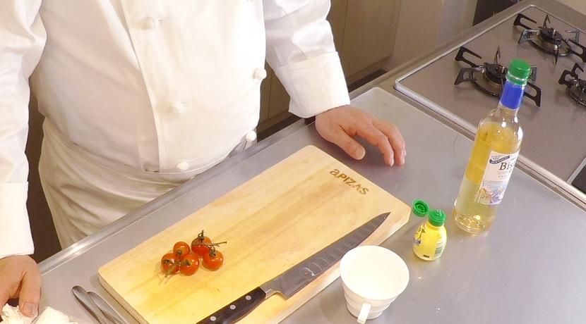 ムッシュ高木が教えるレンジ簡単トマトジャム:材料